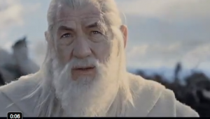 VIDEO: Trolling Saruman