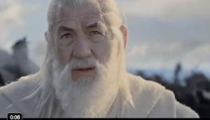 VIDEO: Trolling Saruman