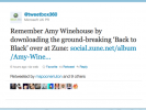 Microsoft apologizes for tacky Amy Winehouse tweet, but not really