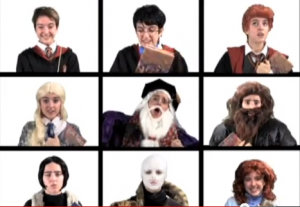 VIDEO: HELLO- Harry Potter/Book of Mormon Parody