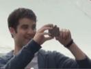 """VIDEO: Chicagoist Blog Describes Darren Criss Dance Party Video as """"World's Saddest Flash Mob"""""""