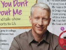 25 Things You Didn't Know About Anderson Cooper, Gay Isn't One of Them