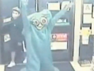 VIDEO: Man in Gumby Costume Tries to Rob Store