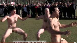 VIDEO: NZ Nude Rugby