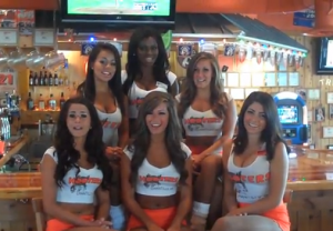 VIDEO: Hooters Remembers 9-11