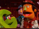"VIDEO: Sesame Street Does Glee and the Letter ""G"""