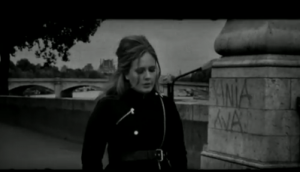 "VIDEO: Adele Cruises Paris for ""Someone Like You"""