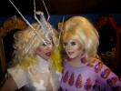 PHOTO: Lady Bunny and Heklina and the Gaga Tribute Night