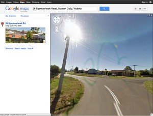 Google Street View Camera Gets Punked