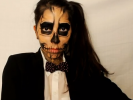 "VIDEO: Lady Gaga ""Born This Way"" Skeleton Makeup Tutorial"