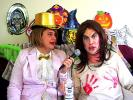 VIDEO: Damiana Celebrates Halloween With Tanya Roberts