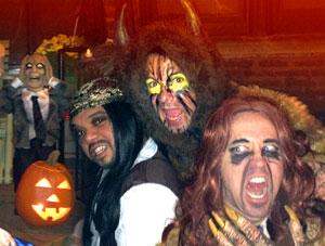 FOF #1472 - Halloween Aftershock - 11.01.11