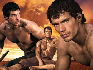 FOF #1480 - I Love Looking at Henry Cavill's Muscular Naked Body - 11.14.11