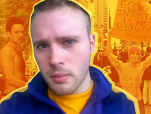 FOF #1477 - A Gay Man Occupies Oakland - 11.08.11