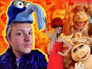 FOF #1487 - A Very Gaga Muppet Thanksgiving - 11.23.11