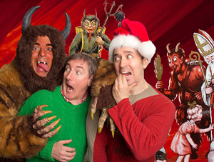 FOF #1493 - Krampus and the Strange but True History of Christmas - 12.05.11