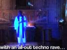 VIDEO: Swedish Techno Rave Church