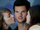 IMAGE: Even the Fake Taylor Lautner Doesn't Like Girls