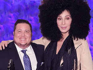 FOF #1569 - Cher's Giant Black Wig - 04.23.12