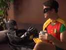 VIDEO: Robin, Are You Gay? Session #2!