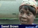 VIDEO: Sweet Brown is the Latest Viral Star