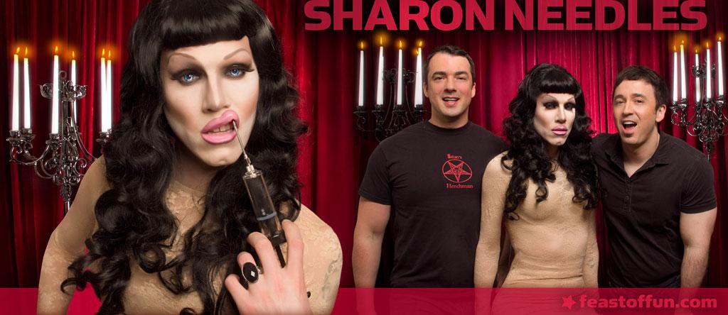 Gay Fun Show: Feast of Fools - FOFA #1575 ? Sharon Needles Wins RuPauls Drag ...