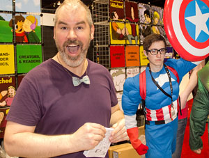 FOF #1565 - Nerds, Superheroes and Comic Book Geeks - 04.17.12