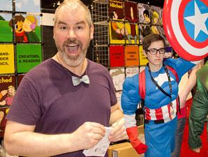 FOF #1565 - Nerds, Superheroes and Comic Book Geeks - 04.17.12