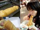 Japanese Corn Dog Goes the Extra Mile