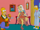 VIDEO: Sneak Preview of Lady Gaga on the Simpsons