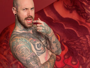 FOF #1593 - Trevor Wayne's Sexy Tattoos - 05.31.12