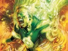 IMAGE: Green Lantern Gay Kiss