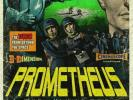 Retro Prometheus Poster
