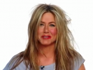 VIDEO: Ellen Licks Jennifer Anniston Clean