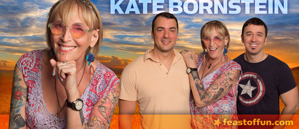 Kate Bornstein: A Trans Woman In the Heart of Scientology