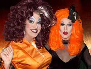 FOF #1630 - Sharon Needles and Peaches Christ Unmasked! - 08.06.12
