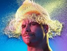 Water Wigs Captured with High Speed Cameras