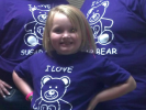 Honey Boo Boo Wears Purple to Celebrate Spirit Day