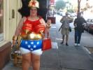 Chris March as Wonder Woman