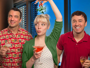 FOF #1701 - How to Pick Up a Hot Guy at the Christmas Party - 11.25.12