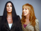 VIDEO: Cher and Kathy Griffin Want You to Get Out and Vote