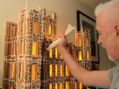 VIDEO: Downton Abbey Gingerbread House