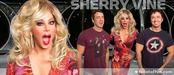 FOF #1710 - Sherry Vine's Dreams Come True - 12.11.12