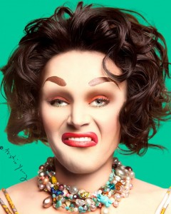 Tammie Brown, portrait by Austin Young