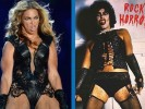 PHOTO: Superbowl She-Hulk Beyoncé Next to Dr. Frankenfurter