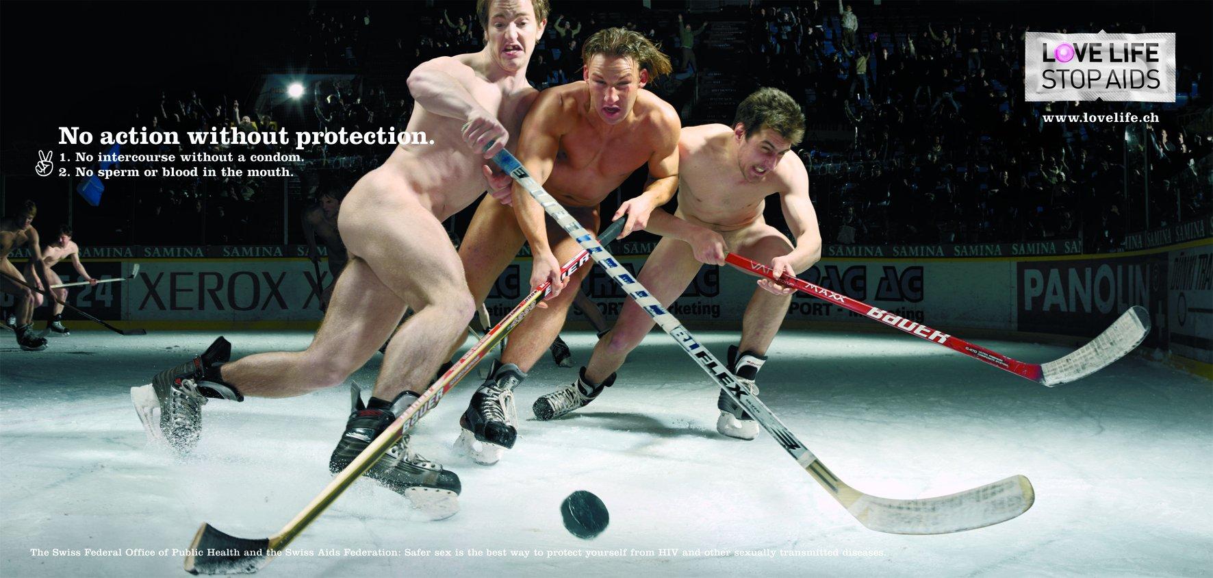 Порнуха про хоккей 3 фотография
