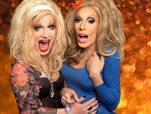 FOFA #1768 - Jinkx Monsoon and #teamAlaska are on Fire - 04.03.13