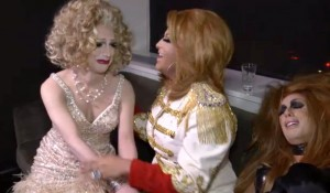 Jinkx, Roxxxy and Alaska react to the news.