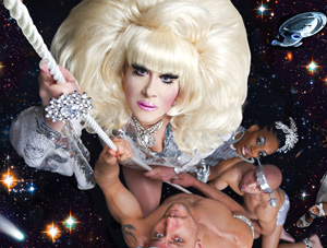 FOF #1830 – Lady Bunny is on Top of the World