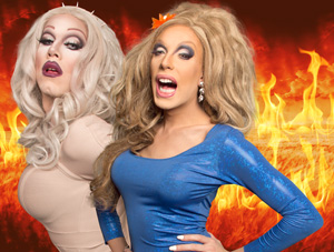 FOF #1821 – Sharon Needles and Alaska Thunderfuck's Ring of Fire